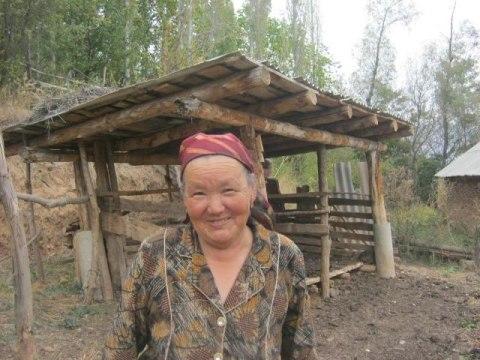 photo of Kyzygul