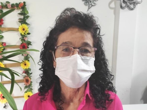 photo of Paula Dolores