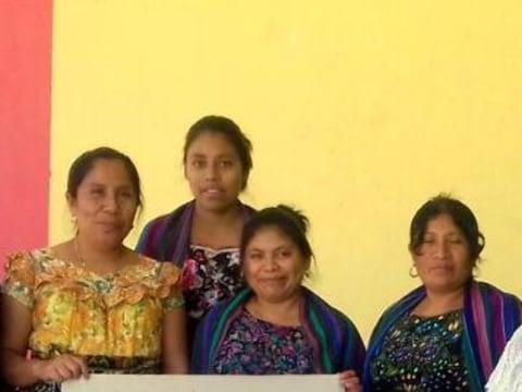 photo of Kakchiquel San Marcos Group