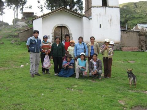 photo of Sol Naciente De Paccha Group