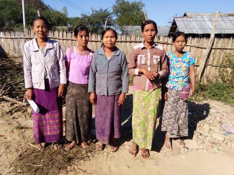 photo of Myay Khe Taung(2)B(Gl) Village Group