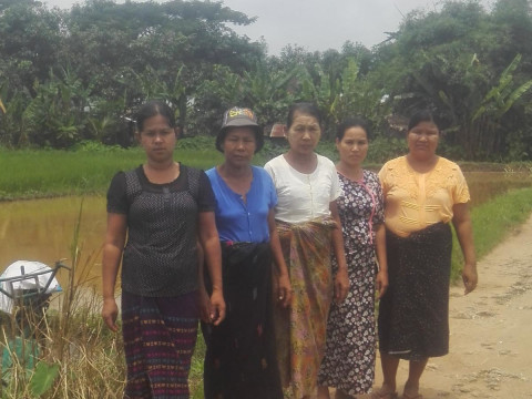 photo of Kyin's Group
