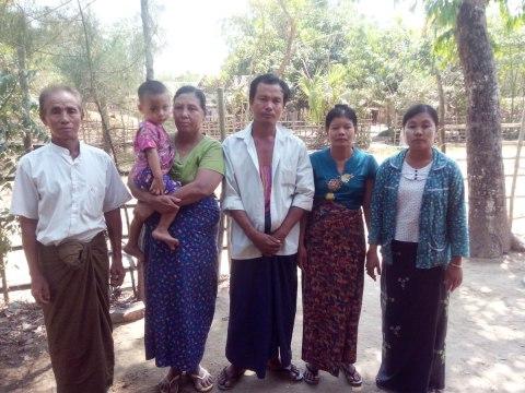 photo of Kha Lauk Ta Yar (A) Village Group