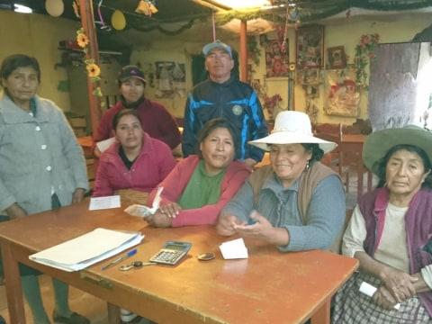 photo of San Nicolas -Combapata Group