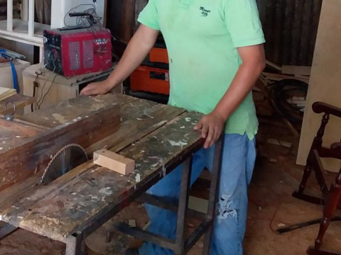 photo of Ramon Efren