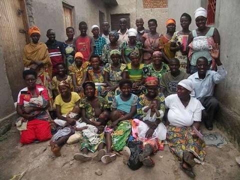 photo of Ushirukumwete Group