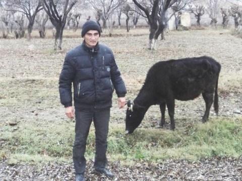 photo of Bahromjon