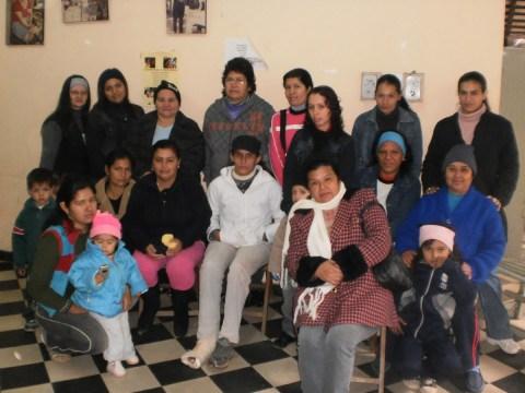 photo of Pyapy Mbareté Group