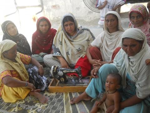 photo of Khalida Parveen's Group