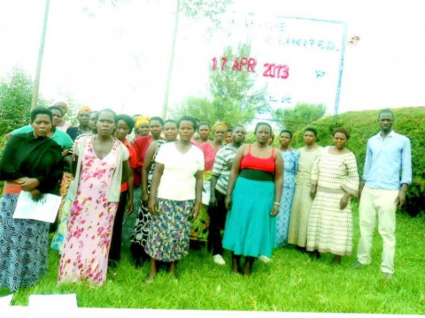photo of Kinombe Runyinya Group