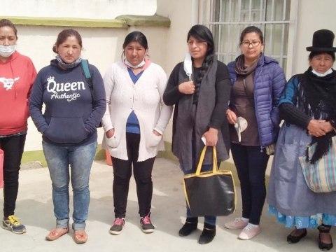 photo of Retamas De Huayrapata Group