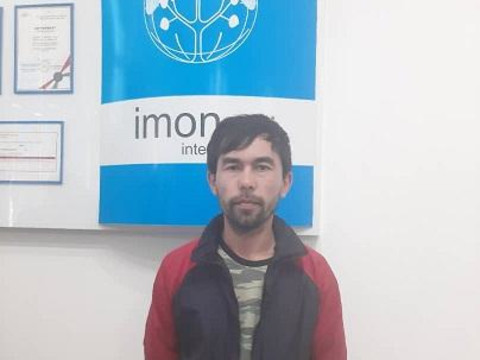 photo of Makhmudjon