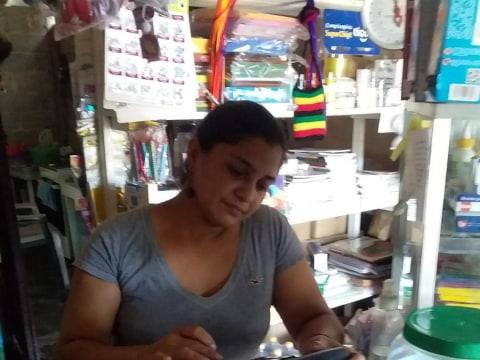 photo of Sara Maria