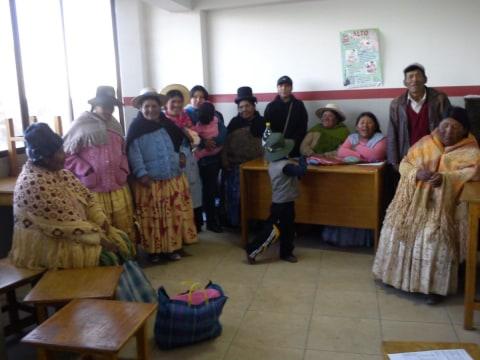 photo of Flor De Habitas Group