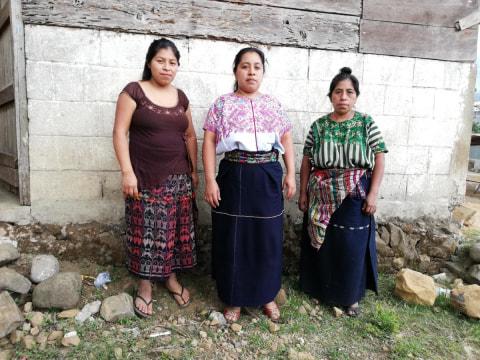 photo of Grupo Mujeres Xejuyup Group