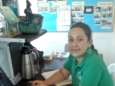 photo of Reyna Carmina
