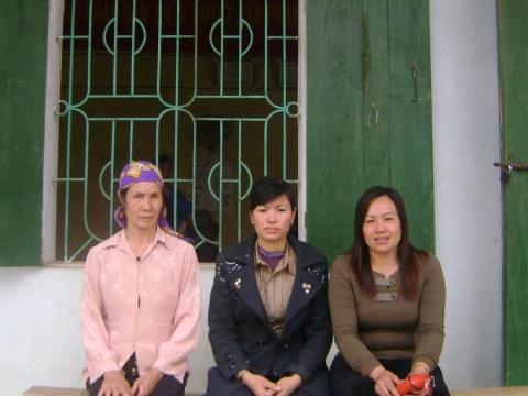 photo of 35.thi Tran. Thieu Hoa Group