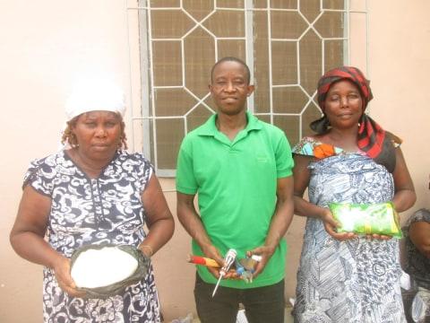 photo of Enso Nyame Ye Group