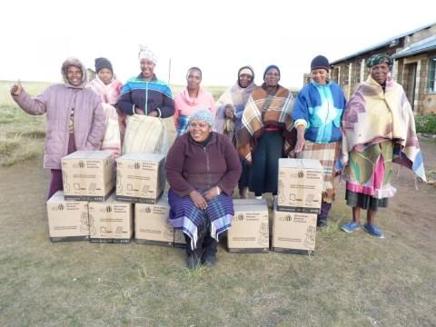 photo of Pholohang Basotho Group
