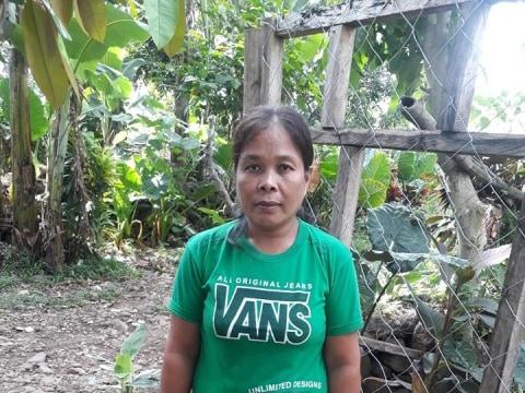 photo of Vicky