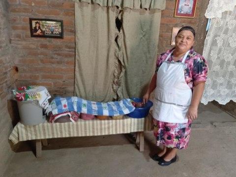 photo of Dora Haydee
