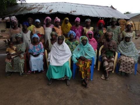 photo of Sounkoutou's Group