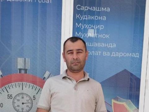 photo of Shavkatjon