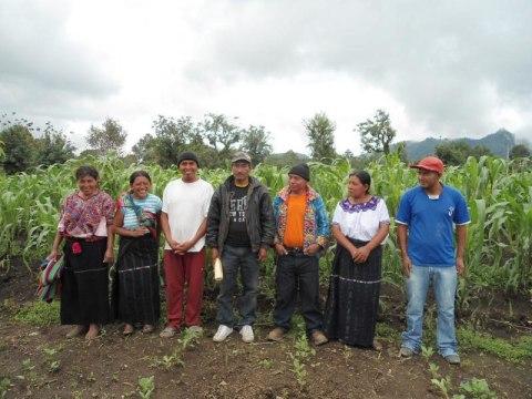 photo of Tzucubal, Nahualá 1 Group