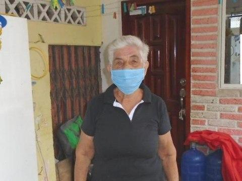 photo of Alba Esmeralda