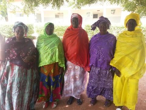 photo of Mame Yacine's Group