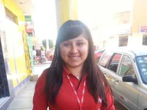 photo of Fiorella Patricia