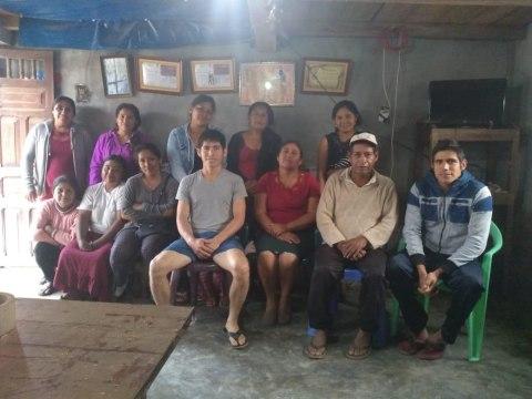 photo of San Juan De Comumpiari Group