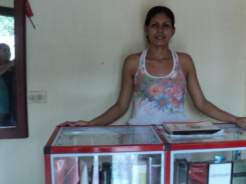 photo of Yaniris