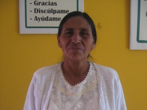 photo of Carmen Rosario