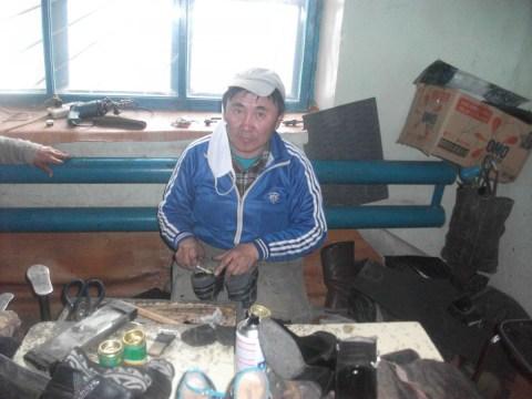photo of Oyunbaatar