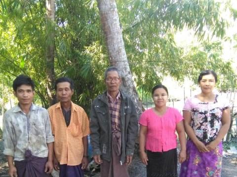 photo of Mya Lay Su-1 (A) Village Group