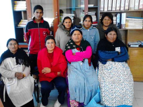 photo of Flor De Kantuta Group