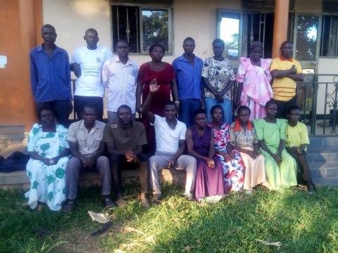 photo of Abeteraine Kyenkonge Group