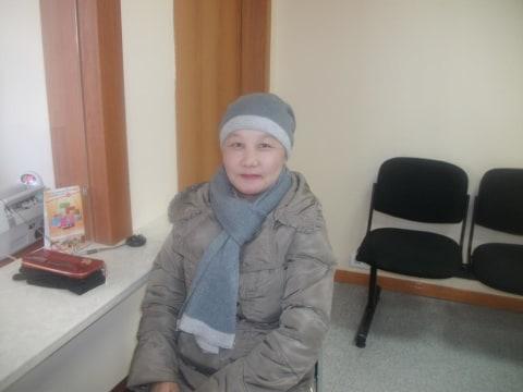 photo of Erdenechimeg