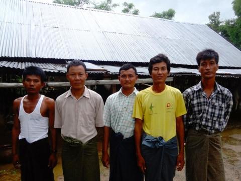 photo of Myin Su Village