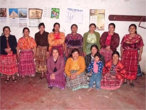 photo of Soñadoras Del Futuro Group