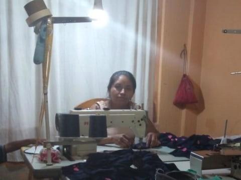 photo of Viviana Amparo
