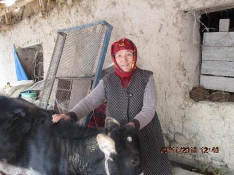 photo of Kyzhibek
