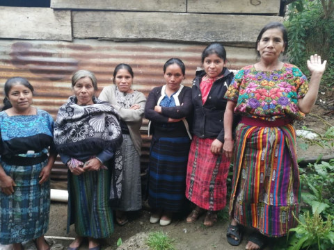 photo of Ixil 3 Group