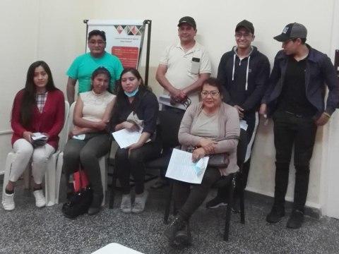 photo of Calle Potosi Group