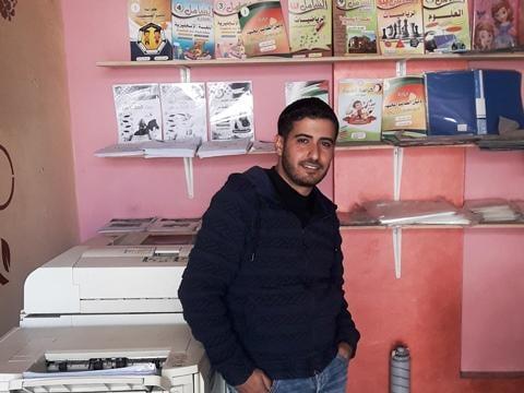 photo of Abed Al Kader