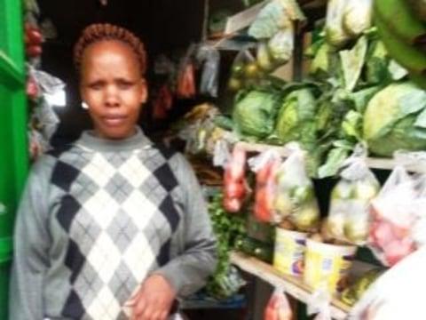 photo of Mercy Mumbi