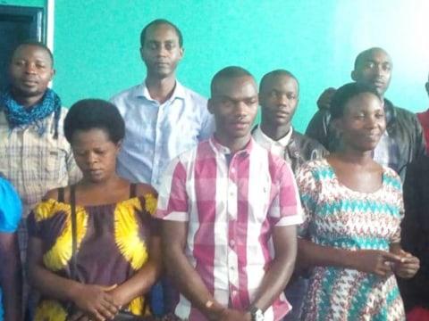 photo of Abadahemuka Cb Sub Grp B Group