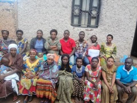 photo of Abishyizehamwe Group