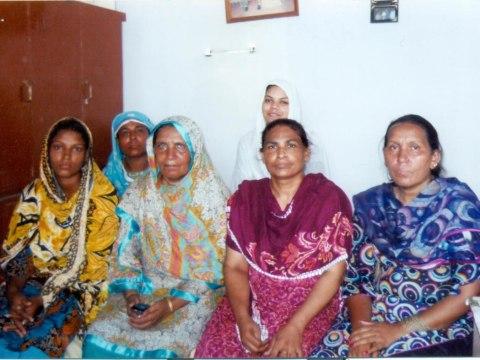 photo of Edferina's Group